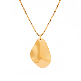 Bastian gold necklace