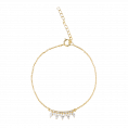 Pulsera oro Bette