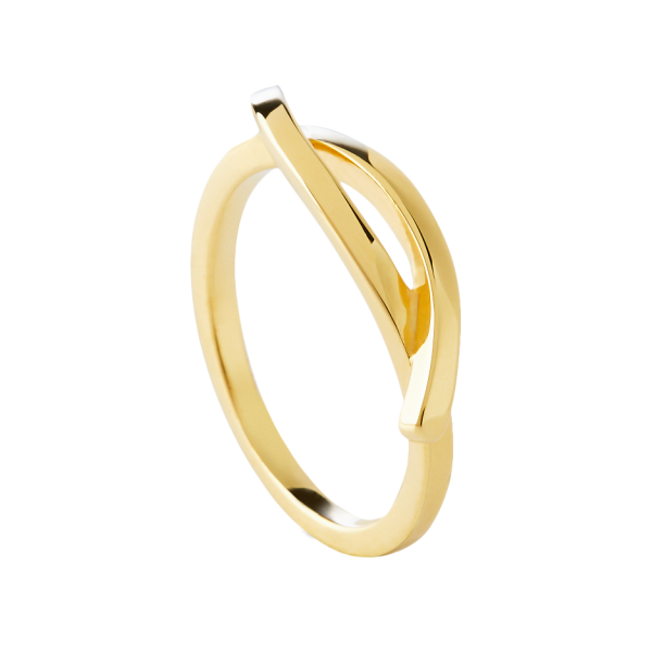 Kaa gold ring