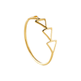 Anillo oro Hollow